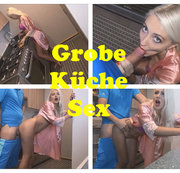 In this video I am a sexy housewife in silk robe and pink lingerie. I was cooking a dinner as...