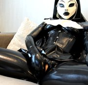 Rubber Nun with full latex enclosure wanna show you how much is she desperate and getting horny, She... mofos - mofos b sides - kendal kenzie - blond