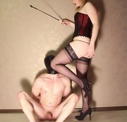 New slaves are so disobidient and stupid. The goal of Mistress Mara is to make this peace of s**t a...