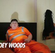 Woods has returned in his grubby orange hi-viz for another wank for your fiflthy dirty pervs. See if...