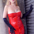 Latex Lack Leder