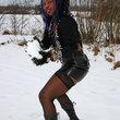 Spielerei im Schnee – Teil 1