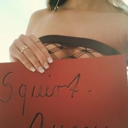 Squirt-Queen