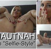 """HAUTNAH im """"Selfie-Style"""""""