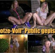 """""""Rotze-Voll"""" Public gepisst"""