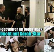 Die Hobbyhuren im Doppelpack I Gebucht mit Sarah-Star
