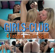 Girls-Club I 4 Fotzen wollen Spa�
