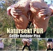 Natursekt PUR I Geiler Outdoor Piss
