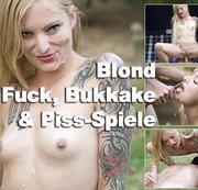 Bukkake-, Fick- und Piss-Spiele
