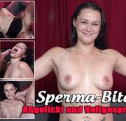 Sperma Bitch - abgefickt und vollgesprizt