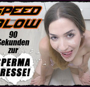 SPEED BLOW! In 90 Sekunden zur Spermafresse!