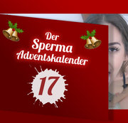 TÜR 17 – SPERMA ADVENTSKALENDER!