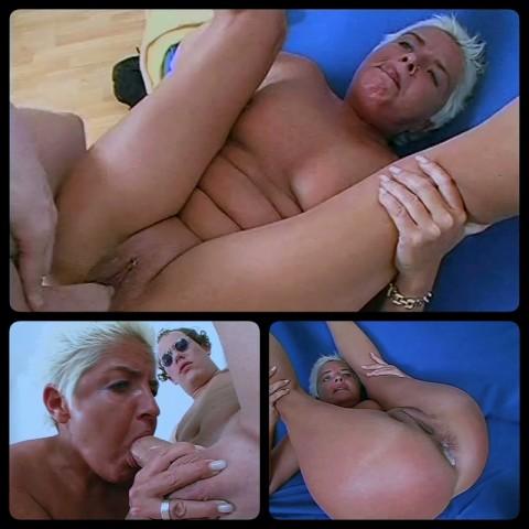 Freundin Granny Sexmaschine Orgasmus