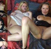 GruppenSex auf der Porno-Party