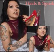 Heels & Spucke
