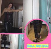Ball Busting - Deine Eier sind Matsch