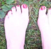 Barfuß auf Rasen ** Outdoor **