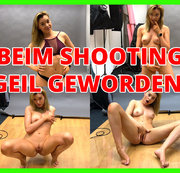 Beim Shooting zu GEIL geworden :O!