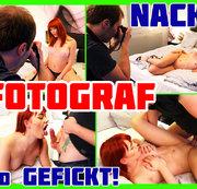 Fotograf - plötzlich nackt und gefickt :O!