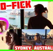 AO Fick mit Blick auf Sydney! | Anny Aurora