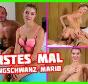 Jungschwanz Mario - ENTJUNGFERT! | Anny Aurora