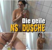 Die geile NS Dusche