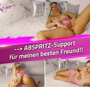 --> ABSPRITZ-Support für meinen besten Freund!!