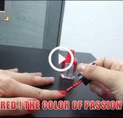 Rot! Die Farbe der Leidenschaft!