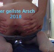 Der geilste Arsch 2018....
