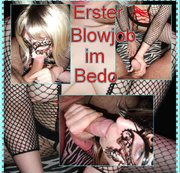 Erster blowjob im Bedo Teil 1
