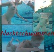 Nacktschwimmen Teil 2