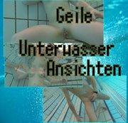 Geile Unterwasser Ansichten Teil 1