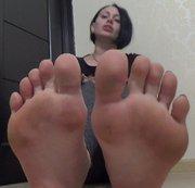 Foot worship and socks fetish!