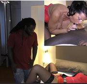 Besuch vom Black_Boy mit Big Cock....