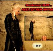 Gnadenlos HART...ABER EXREM UNFAIR! - Das extreme Finale mit 30 harten Rohrstock-Schlägen Teil 9