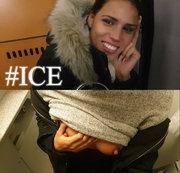 Im Zug eine h�bsche Frau kennengelernt