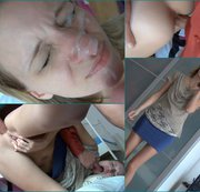 Hinterlistig unschuldiges Mädchen gefickt!