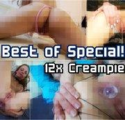 12x Creampie! Best of Special!