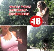 ANALES PUBLIC EXPERIMENT - SUPERDREIST! |HANNA SECRET