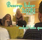 Besorgs lieber MIR! *cuckold lesbo special*