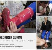 H*nter Stiefel lecker/ Verehrer