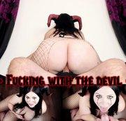 Fucking with the Devil - Höllisch geiler Fick mit spermageiler Teufelin (Reup)