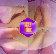 Sexy Füße...