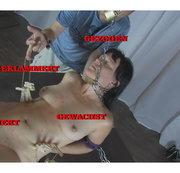Schmerzen - Klammern - Wachs