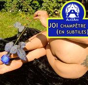 JOI Französisch: Komm und genieße mit mir auf den Feldern (EN SUBTITLES) - part 1/2