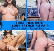 Zum ersten Mal mit Ihrem französischen Au Pair. English video (FR subtiles)