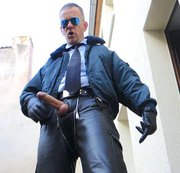 LeatherCop8 CockPlayXL&Piss