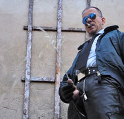 LeatherCop19 Cigar& Piss