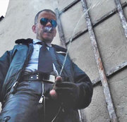 LeatherCop18 Cigar & Piss