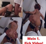 Mein 1. Fickvideo